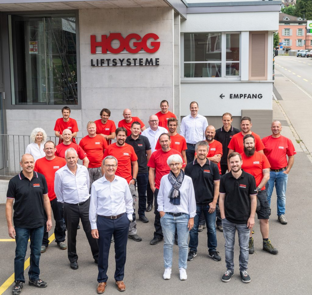Högg Liftsysteme AG - Team