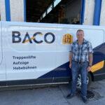 Walter Berni - Geschäftsführer Baco Treppenlifte