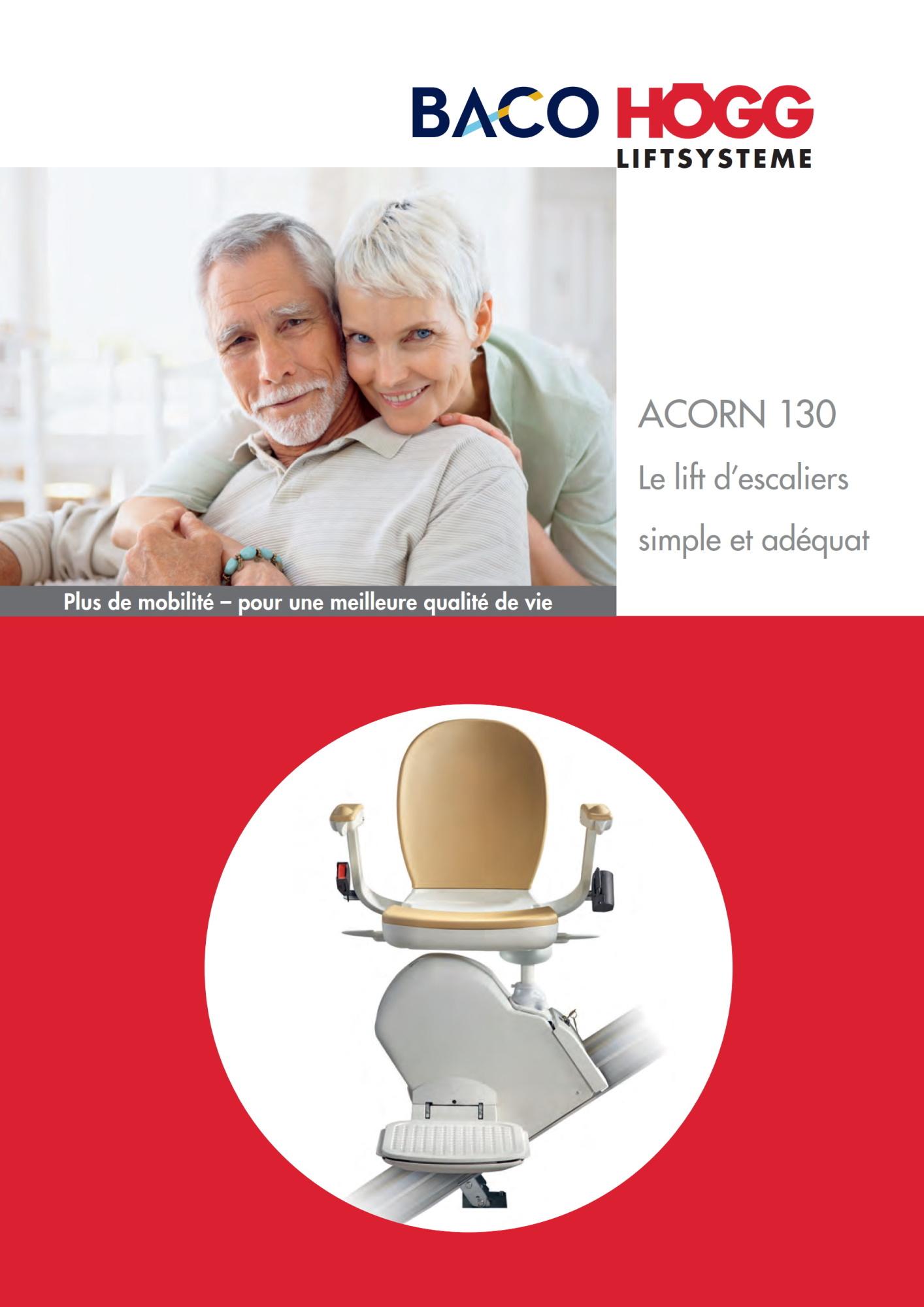 Sitzlift Acorn / Treppenlift Acorn